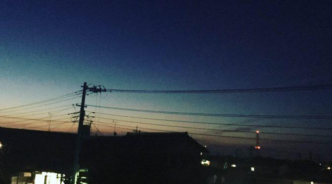 2016.06.27 朝練 ローラー18分負荷0