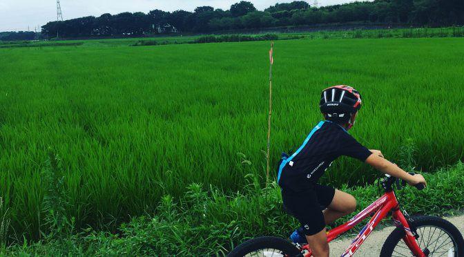 2016.07.16 朝練 MTBサイクリング