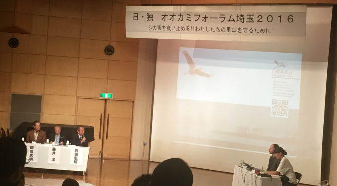 2016.10.31 夜練 15分走/日・独オオカミフォーラム埼玉