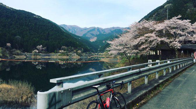 2017.04.17 有間ダム~小沢峠~成木街道~入間CR~荒川CR~比企自転車道