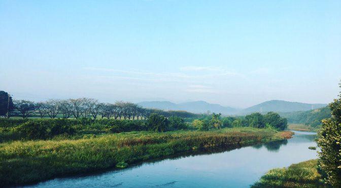 2017.10.11 朝練 ランニング~トレラン嵐山渓谷