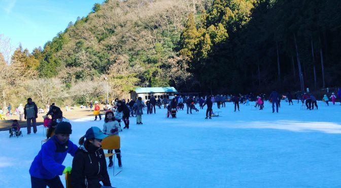 ローラー11分 2018.01.07 / 上サスケート場@ときがわ町